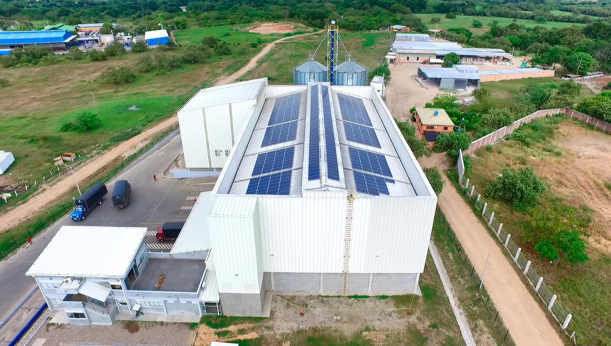 En Colombia se podrá comercializar café procesado con energía solar