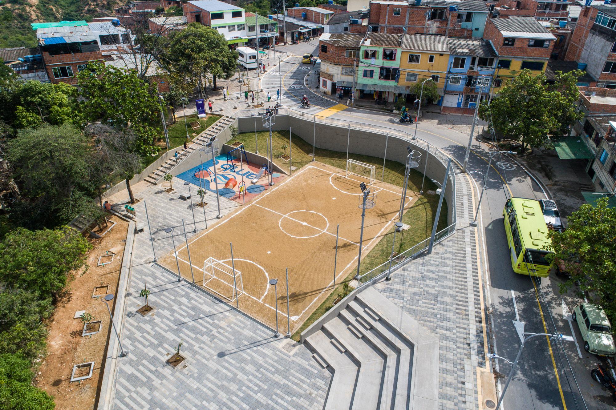 Bucaramanga, una ciudad que le renueva la piel a su territorio