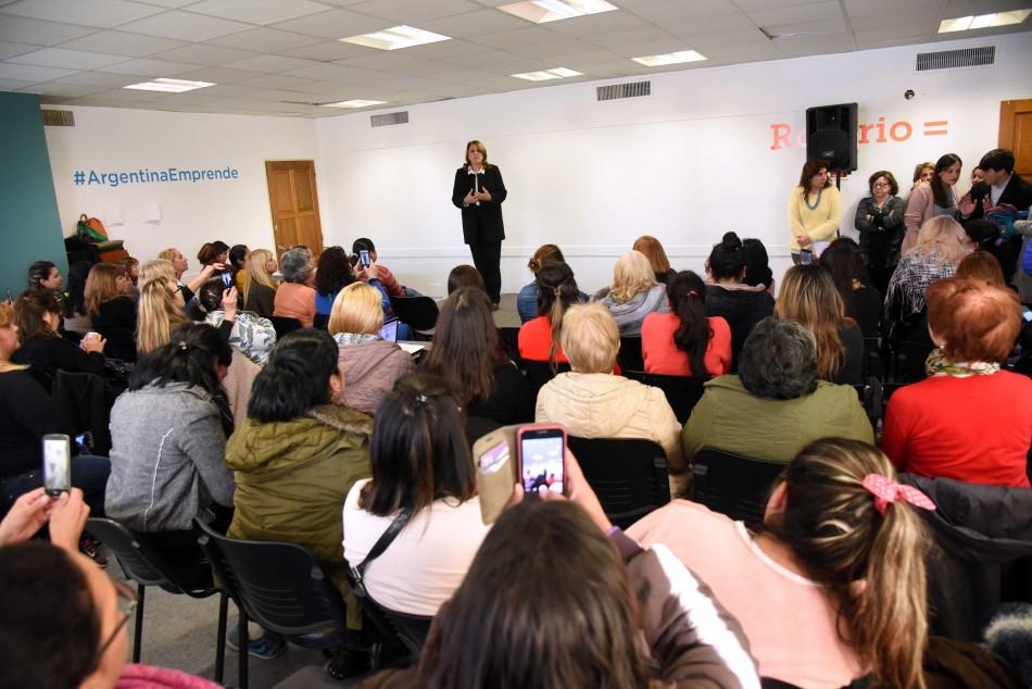 Rosario consolida sus redes en favor de las políticas de género
