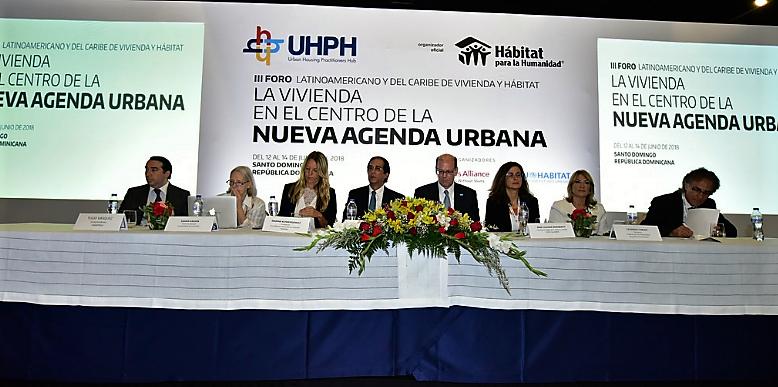 Latinoamérica activa la Plataforma de Prácticas del Hábitat Urbano