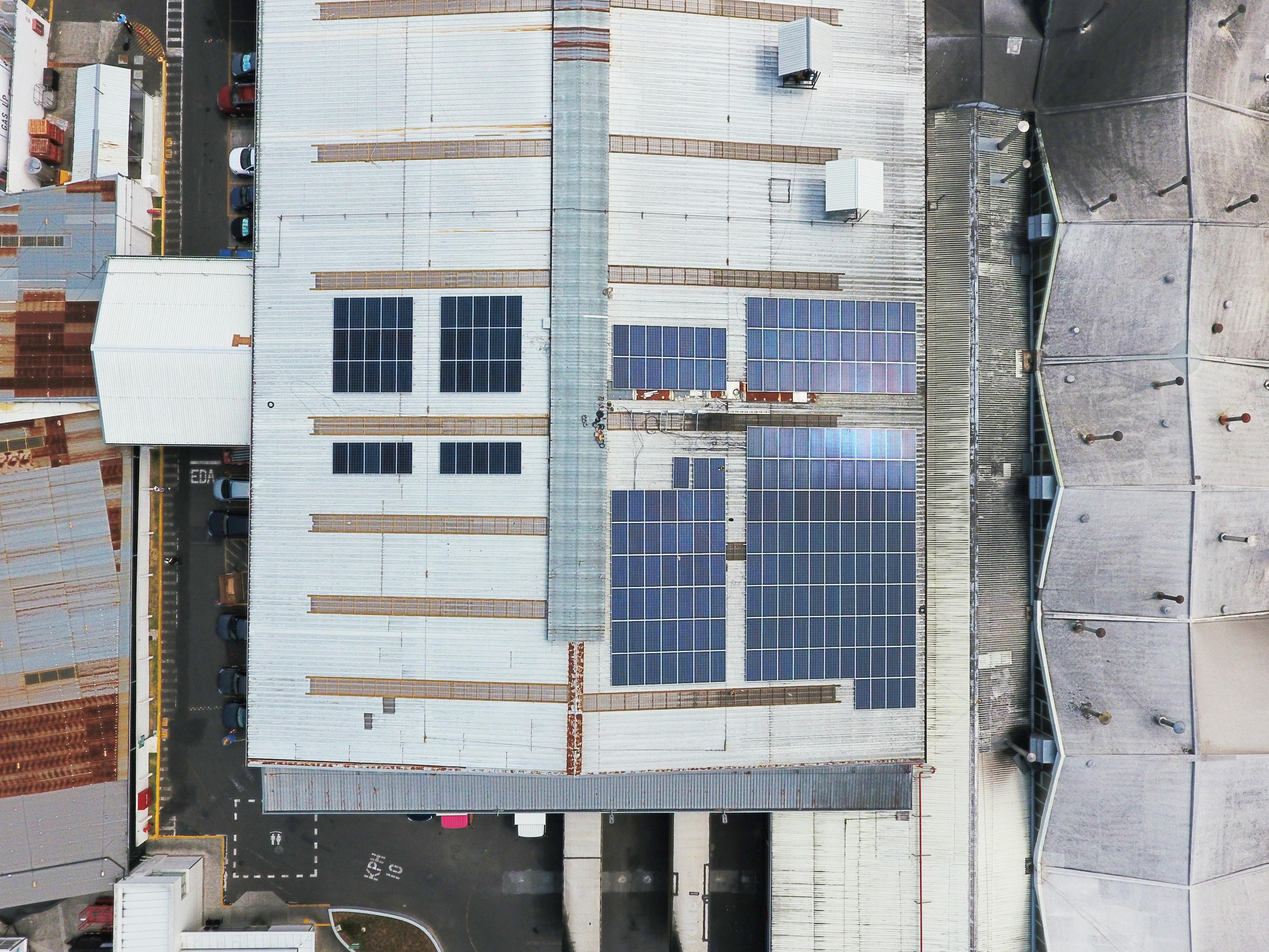 Empresas privadas de Costa Rica le apuestan a la energía solar
