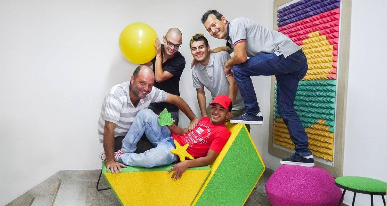 Cómo crear mobiliario urbano a partir de material reciclable