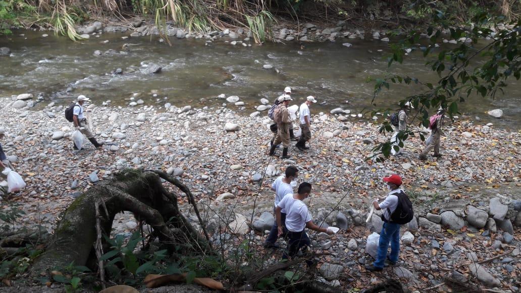 14 municipios participaron de la jornada Colombia Limpia