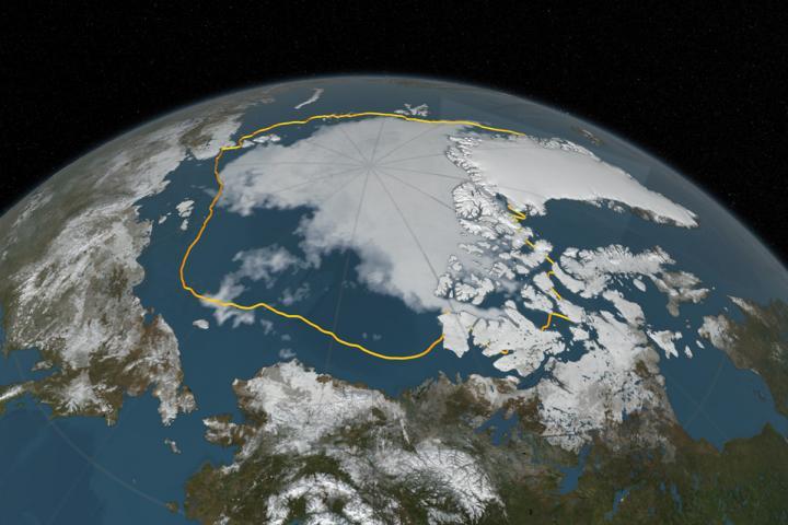 El océano Pacífico también acelera el calentamiento del Ártico