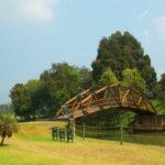 El Parque Metropolitano Simón Bolívar es el parque urbano más grande e importante que tiene la ciudad, se encuentra ubicado en la localidad de Teusaquillo y tiene una extensión de 113 hectáreas. Un sitio obligado de visita, referencia de espacio público de calidad. Foto: Alejo Miranda - Shutterstock