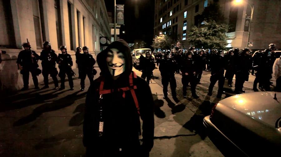 Somos legión: el hacktivismo o la ciudadanía en estado puro