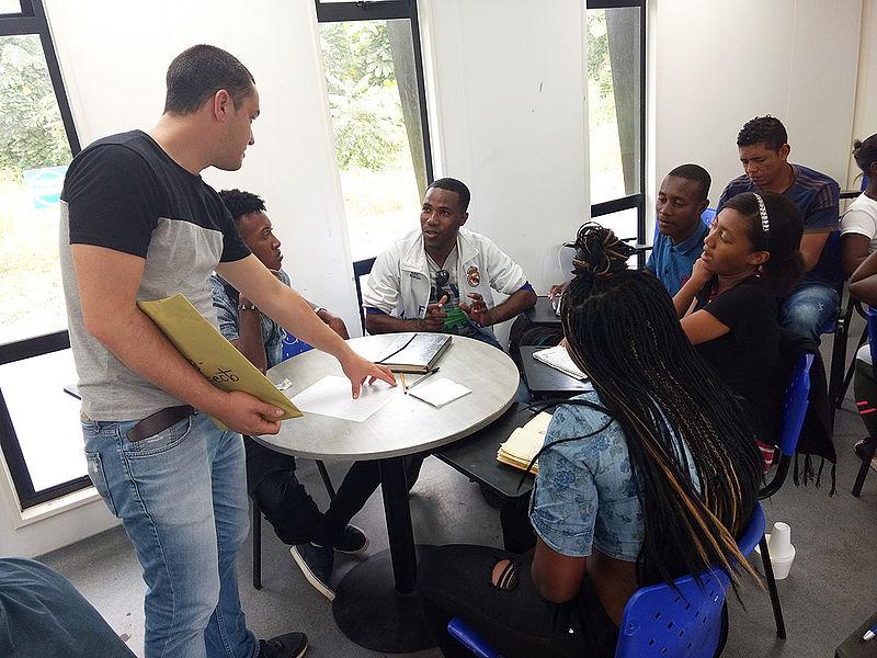 Laboratorio de Innovación para la Paz impulsa proyectos en Tumaco