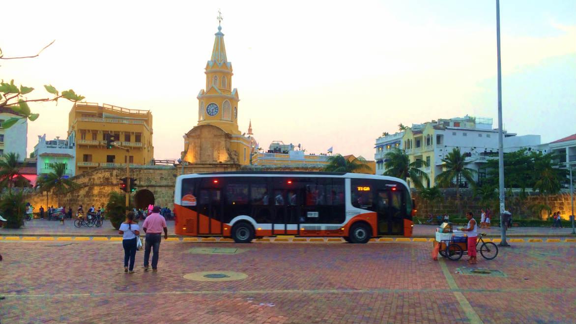 Mi autobús es tu autobús: cómo el esquema desagregado de provisión de flota puede apoyar los programas de modernización de autobuses