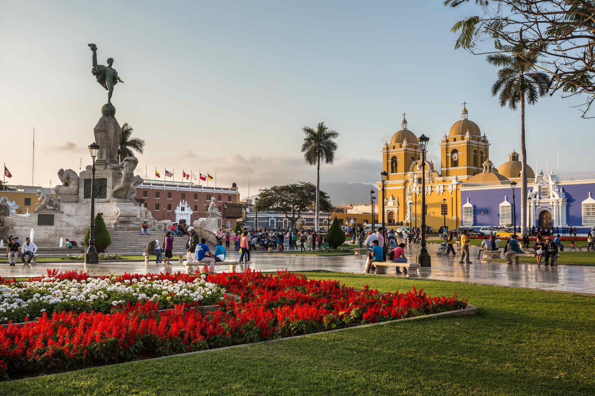 Trujillo: la 'ciudad de la eterna primavera' en Perú aún tiene muchos desafíos que enfrentar