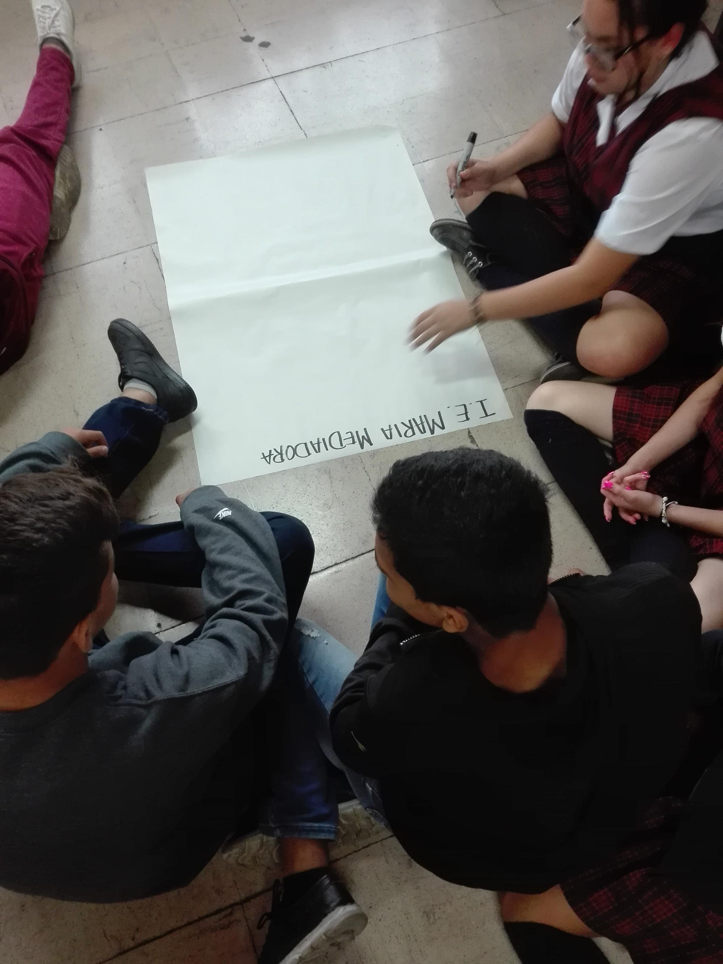 Jóvenes de Sabaneta se capacitan en transparencia, convivencia y entornos protectores
