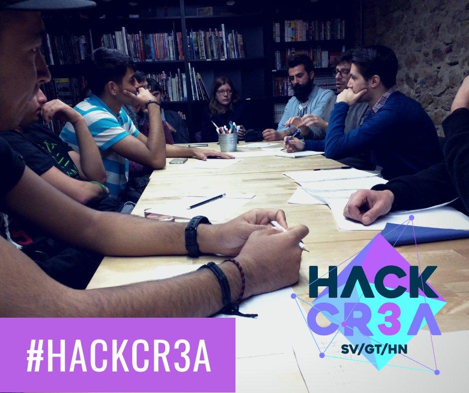 La hackatón para detener la violencia en Ciudad de Guatemala, San Salvador y Tegucigalpa