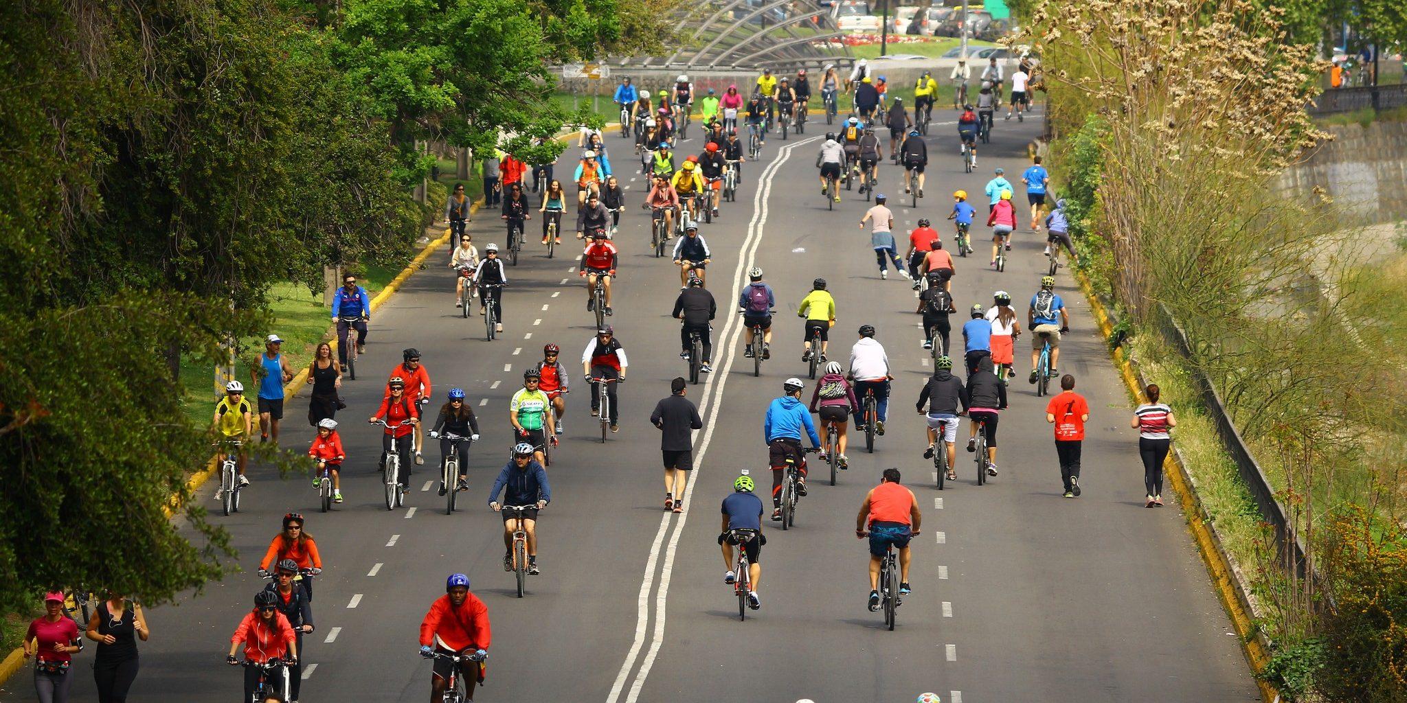 Dos kilómetros más para la CicloRecreoVía de Santiago