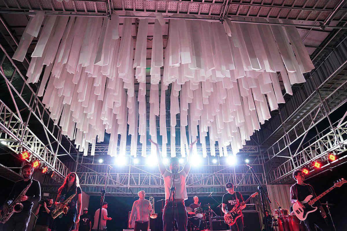 Comenzó la primera Bienal Montevideo Joven