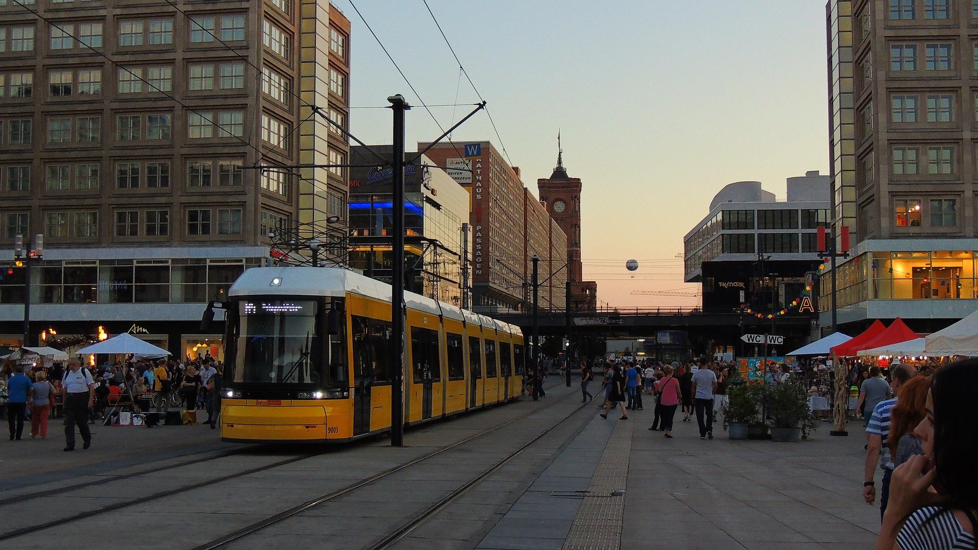 El centro de la ciudad para las personas