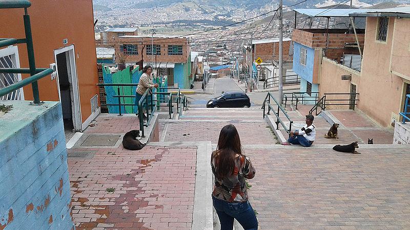 Mejoramiento integral de barrios en Bogotá se quedó corto