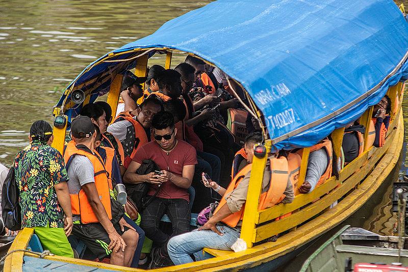 Turismo de masas preocupa en la Amazonia
