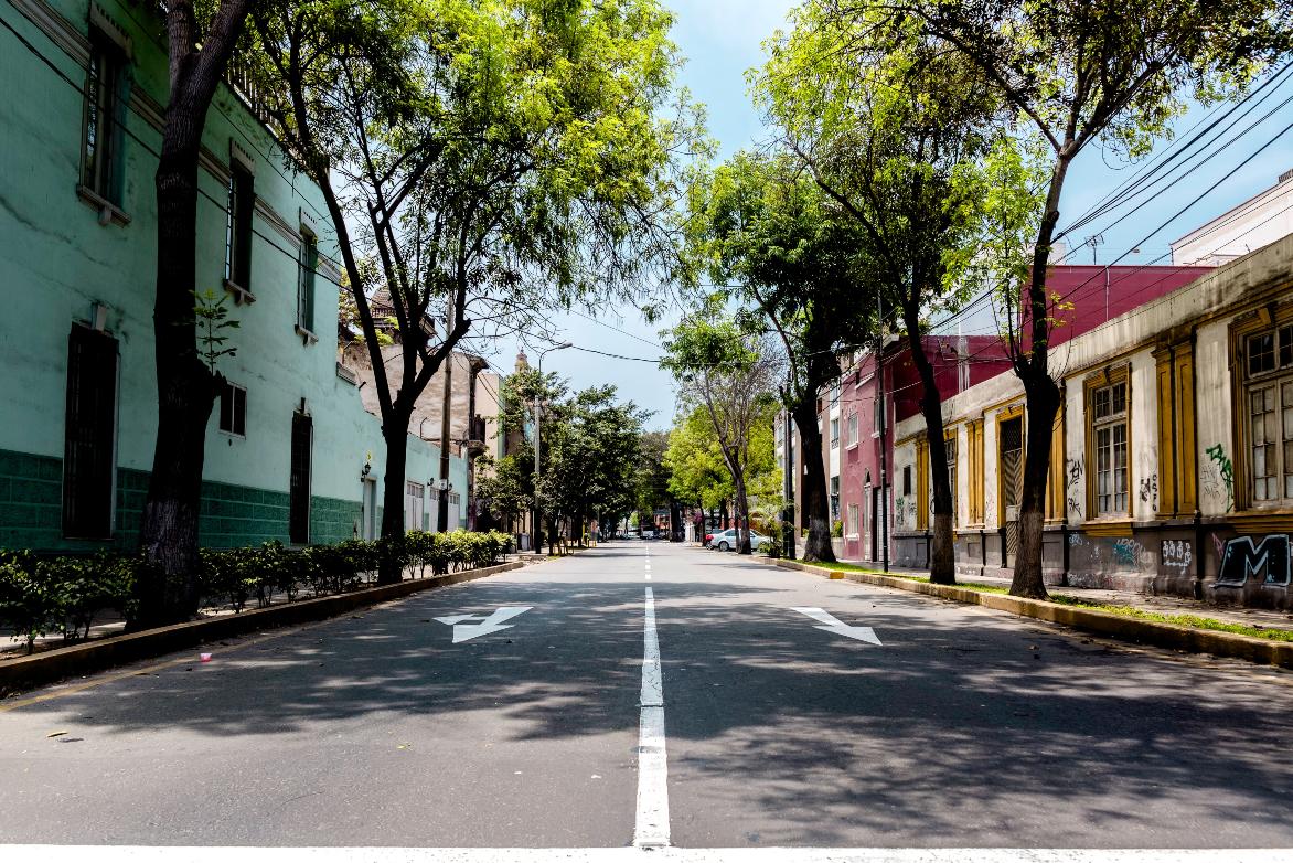 Cómo recuperar las calles: espacio público, movilidad y medio ambiente