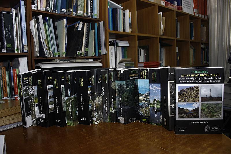 Se completa primer inventario sobre biodiversidad de Colombia