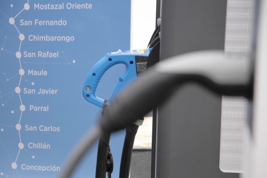 Chile tiene la red de cargadores eléctricos rápidos más grande de Sudamérica
