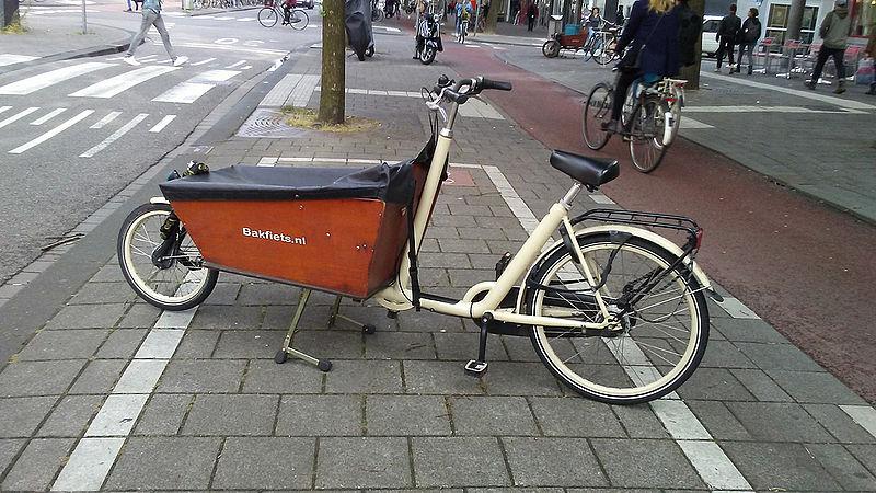 Repartir mercados en bicicleta, una alternativa sostenible