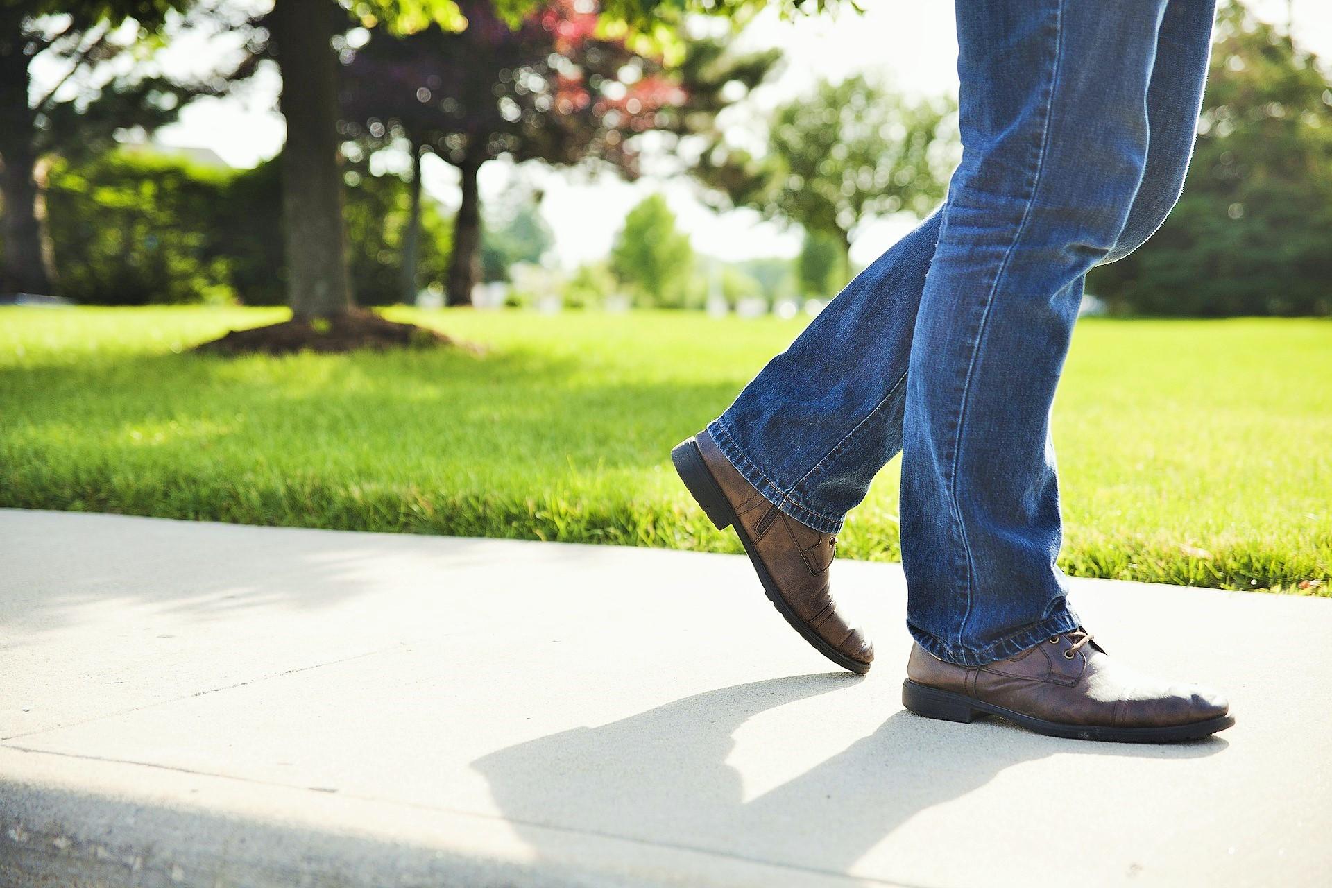 ¡A caminar en la ciudad! Los beneficios para la salud ahora están identificados