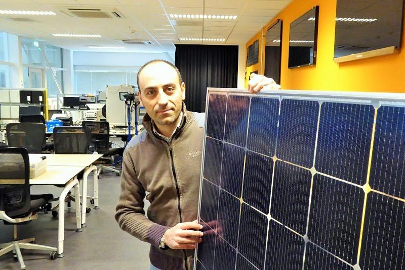 Cómo evitar la sombra para la energía solar en entornos urbanos.