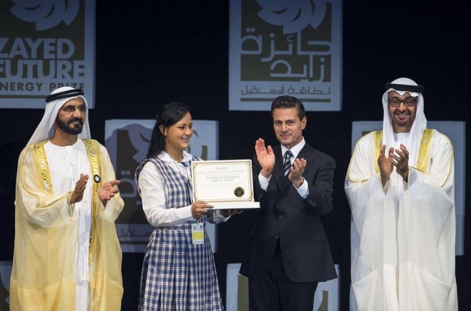 Abren convocatoria al Premio Zayed a la Sostenibilidad