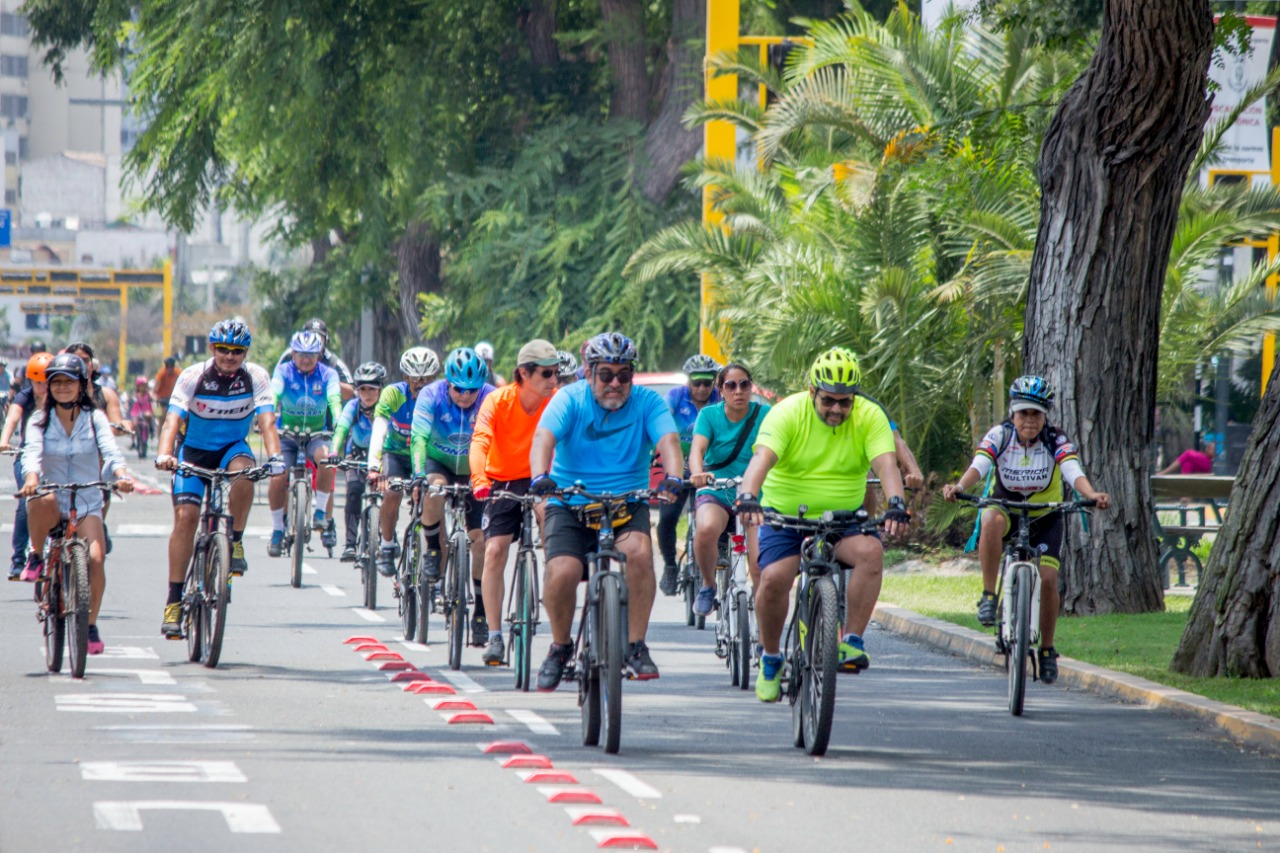 Este sábado en Lima se pedaleará por el cuidado de las playas