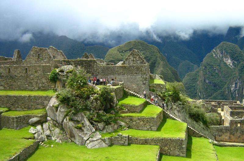 Machu Picchu se convirtió en maravilla natural ecosostenible