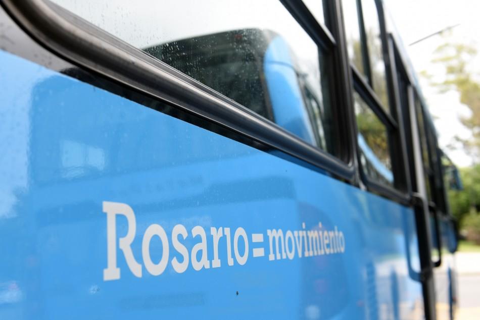 En Rosario se activó la Ronda Cultural de transporte urbano