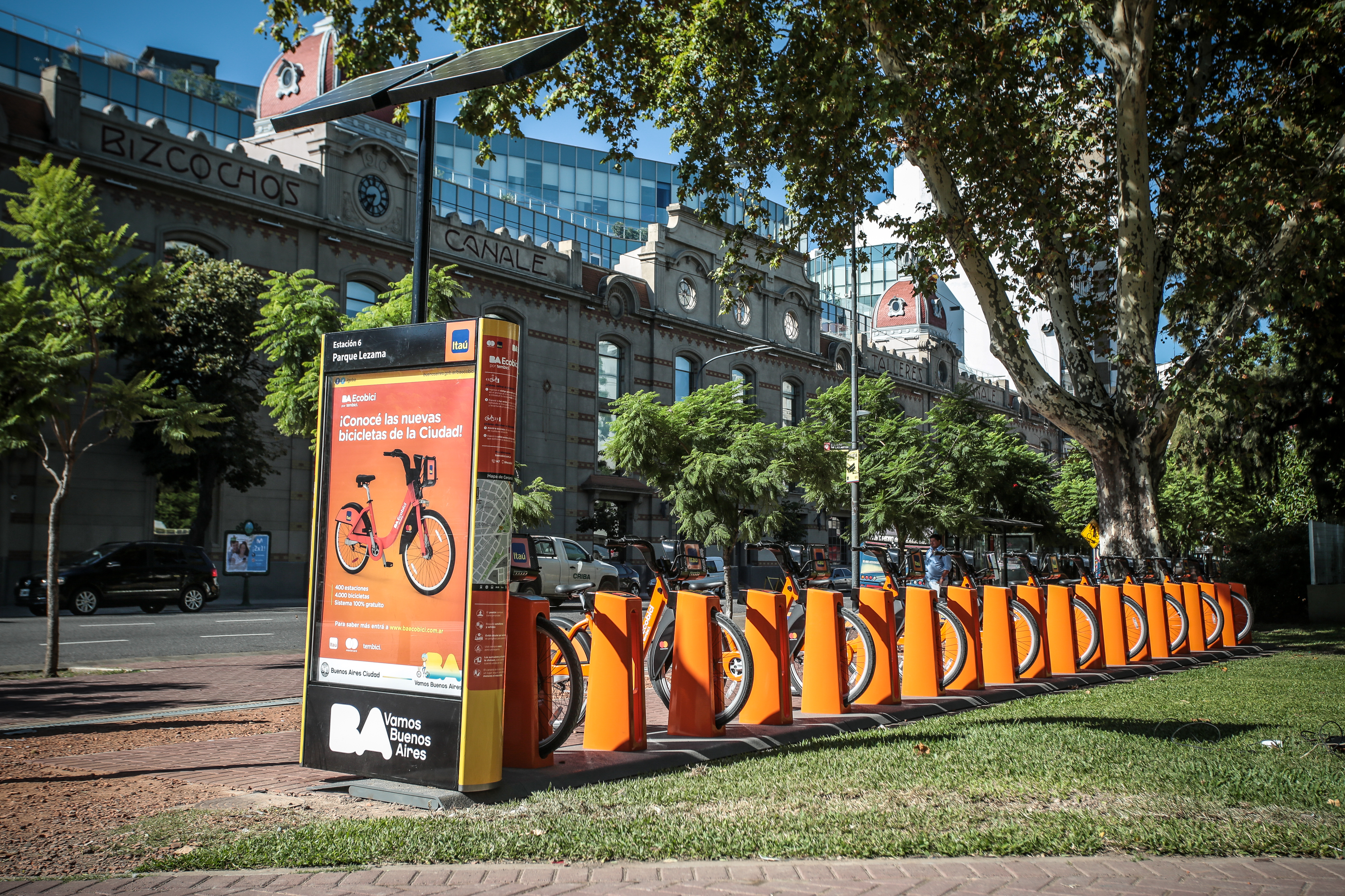 Buenos Aires renueva totalmente su sistema público de bici, lo crece en un 100 % y logra que le cueste solo el 50 %