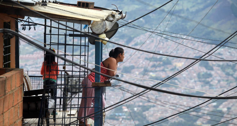 Barrios que cuelgan de la montaña: el arte al servicio del urbanismo