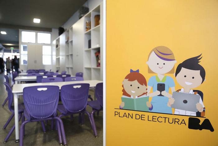 Buenos Aires renovó las bibliotecas escolares con 300 mil libros