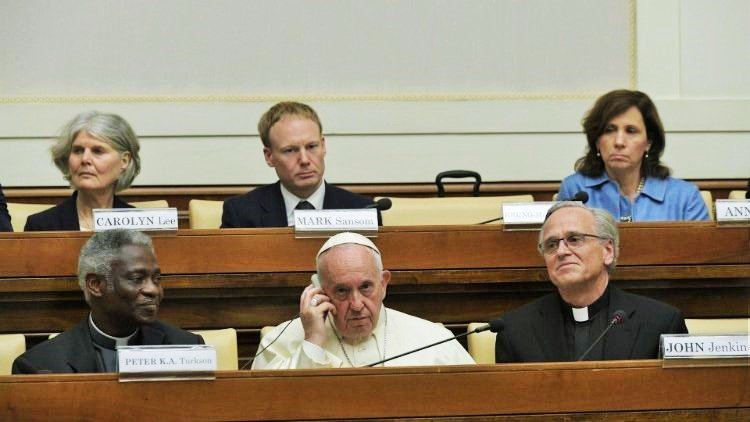 El tiempo apremia y la crisis ecológica no da espera, advierte el Papa Francisco