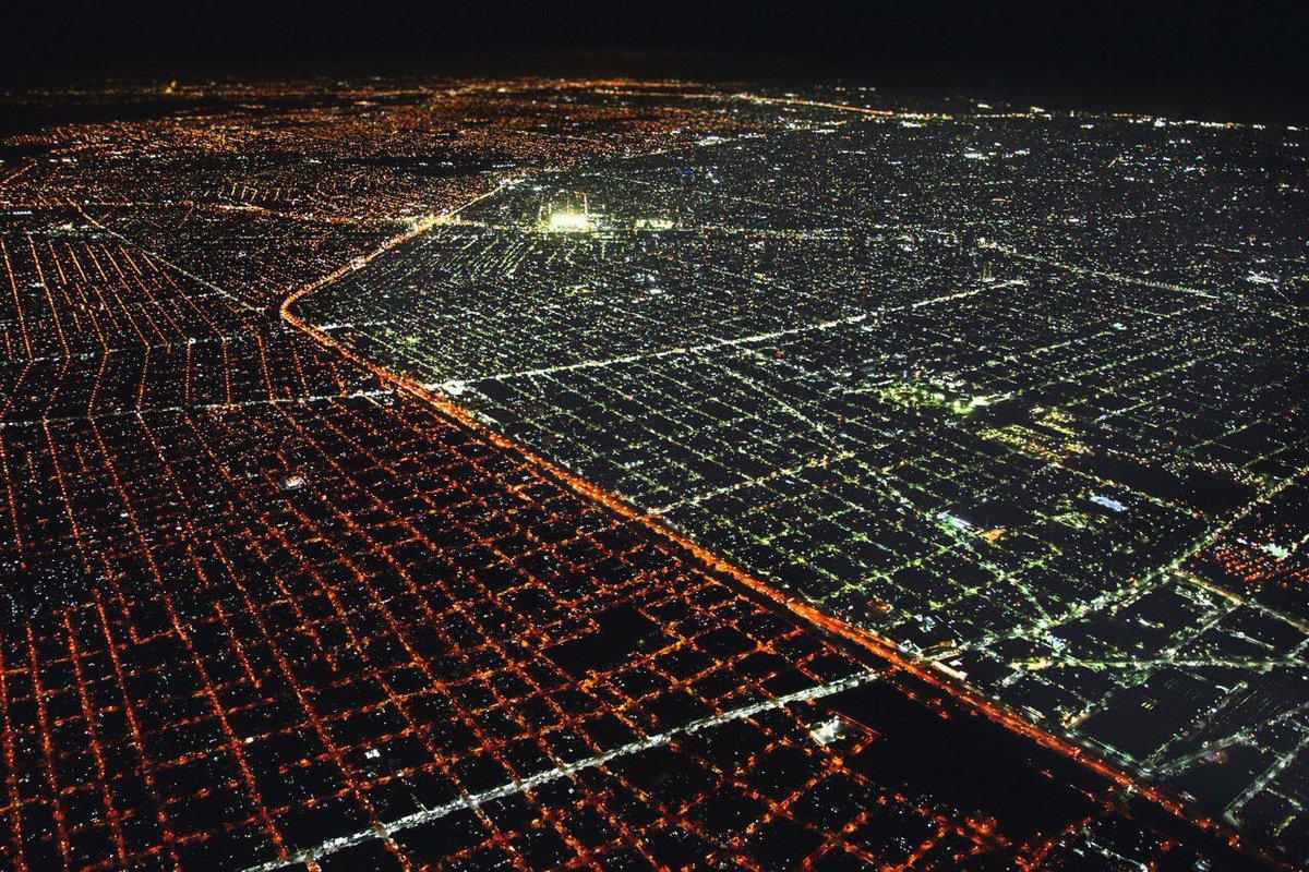Buenos Aires se convirtió en una ciudad 100 % LED