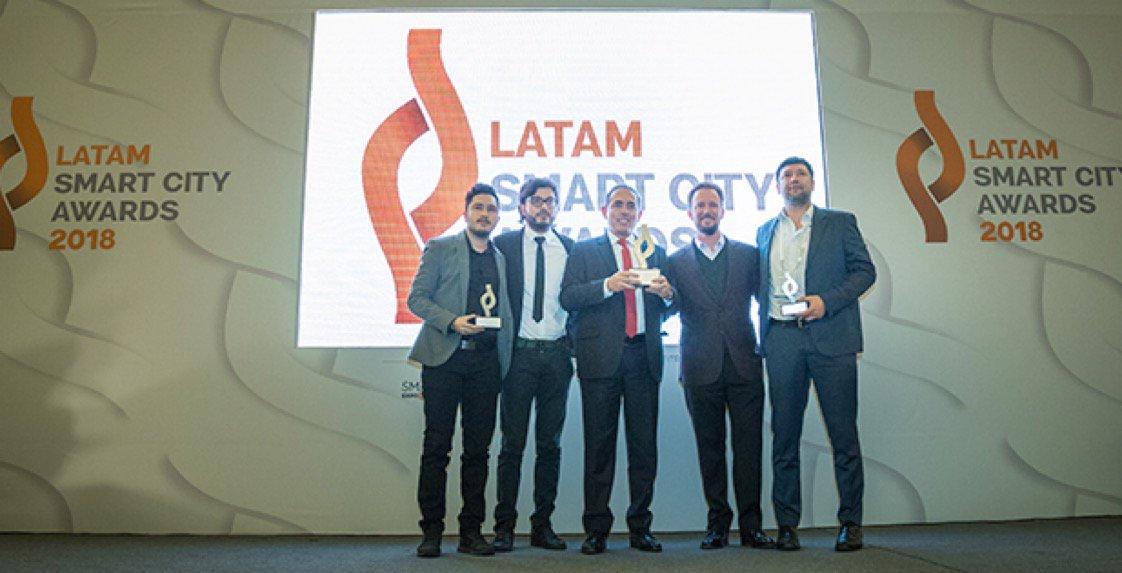 Definidos los finalistas en los Latam Smart City Awards