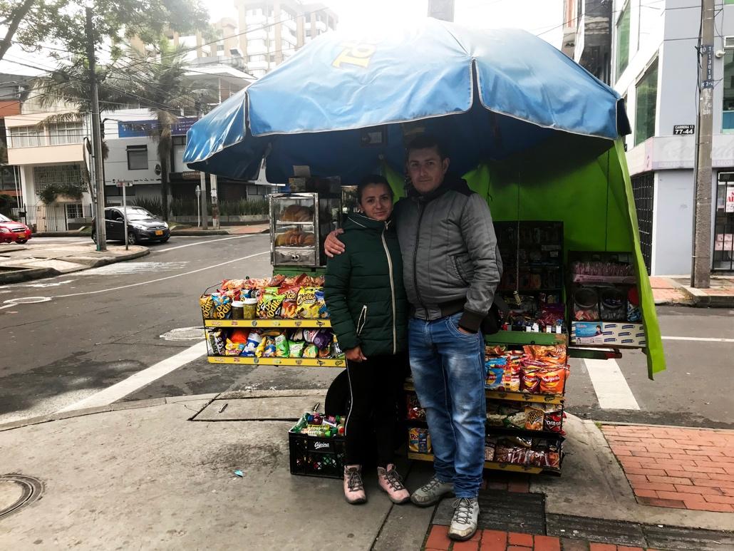 Economía Informal en el Espacio Público: Adaptación y resiliencia social en Colombia