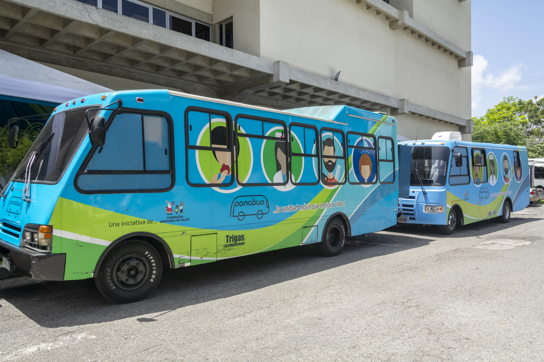 Panabus: la ruta de la esperanza para los habitantes de calle en Caracas