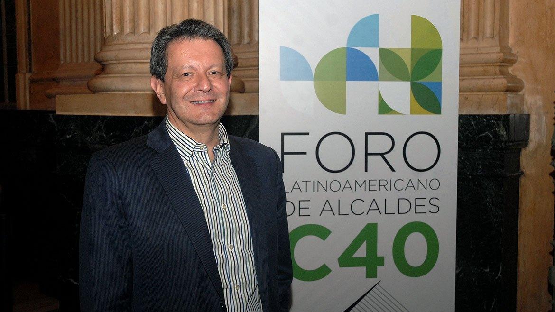 Entrevista a Manuel Olivera, Director Regional de C40 en América Latina