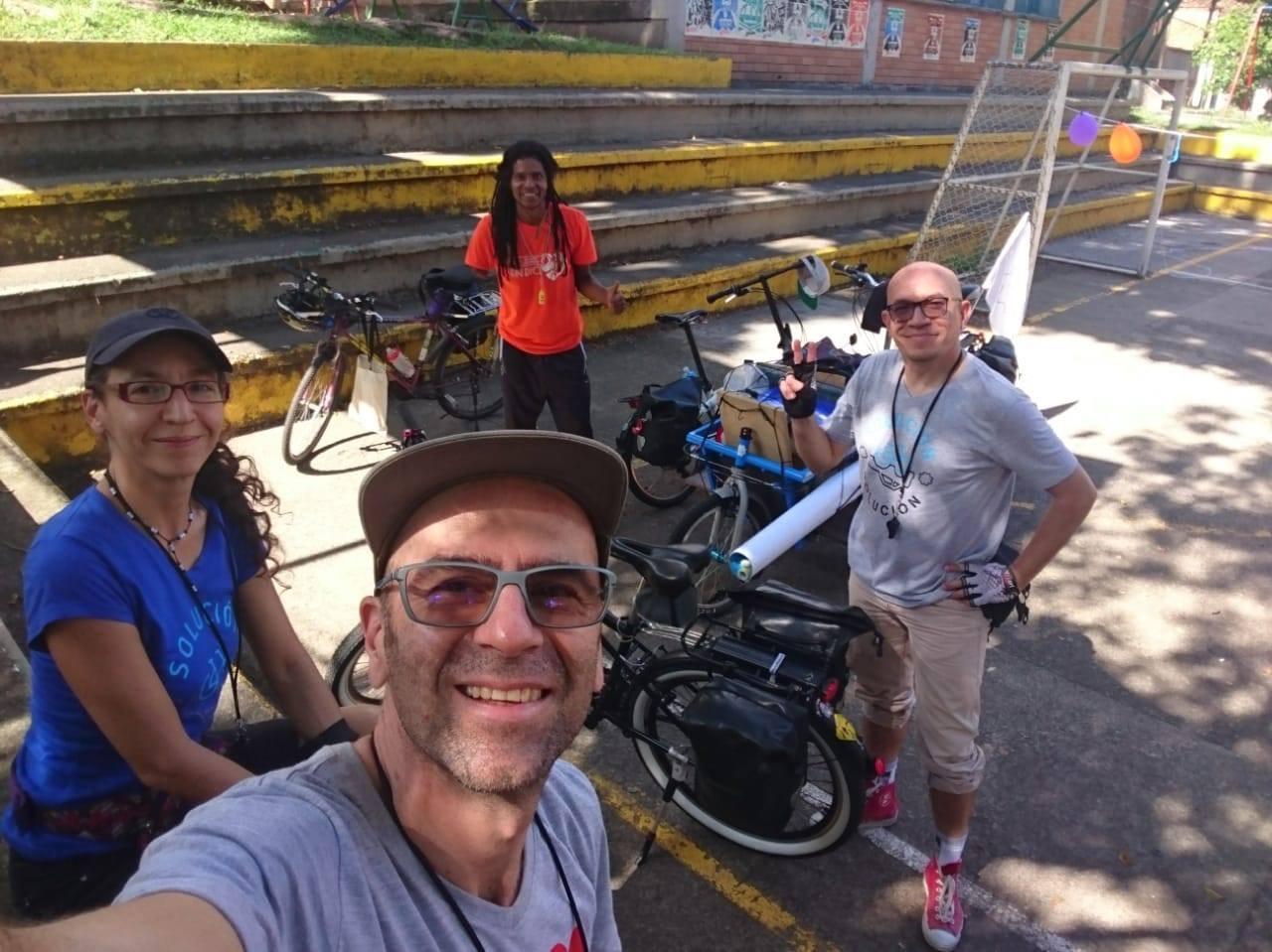 Los pedalazos que hacen falta para una red latinoamericana de ciclistas urbanos