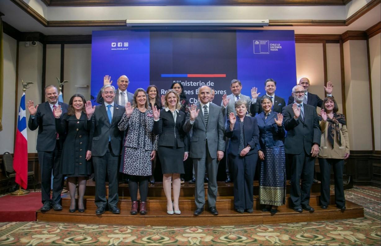 Chile y ONU firman acuerdo de cooperación para el Desarrollo Sostenible