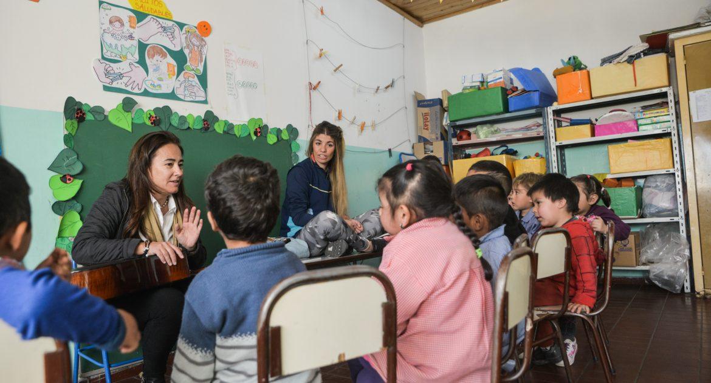 Mendoza incorpora el aprendizaje obligatorio del inglés desde los Jardines Maternales