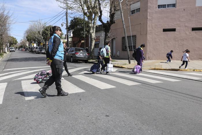 Buenos Aires sumó nuevos Senderos Escolares