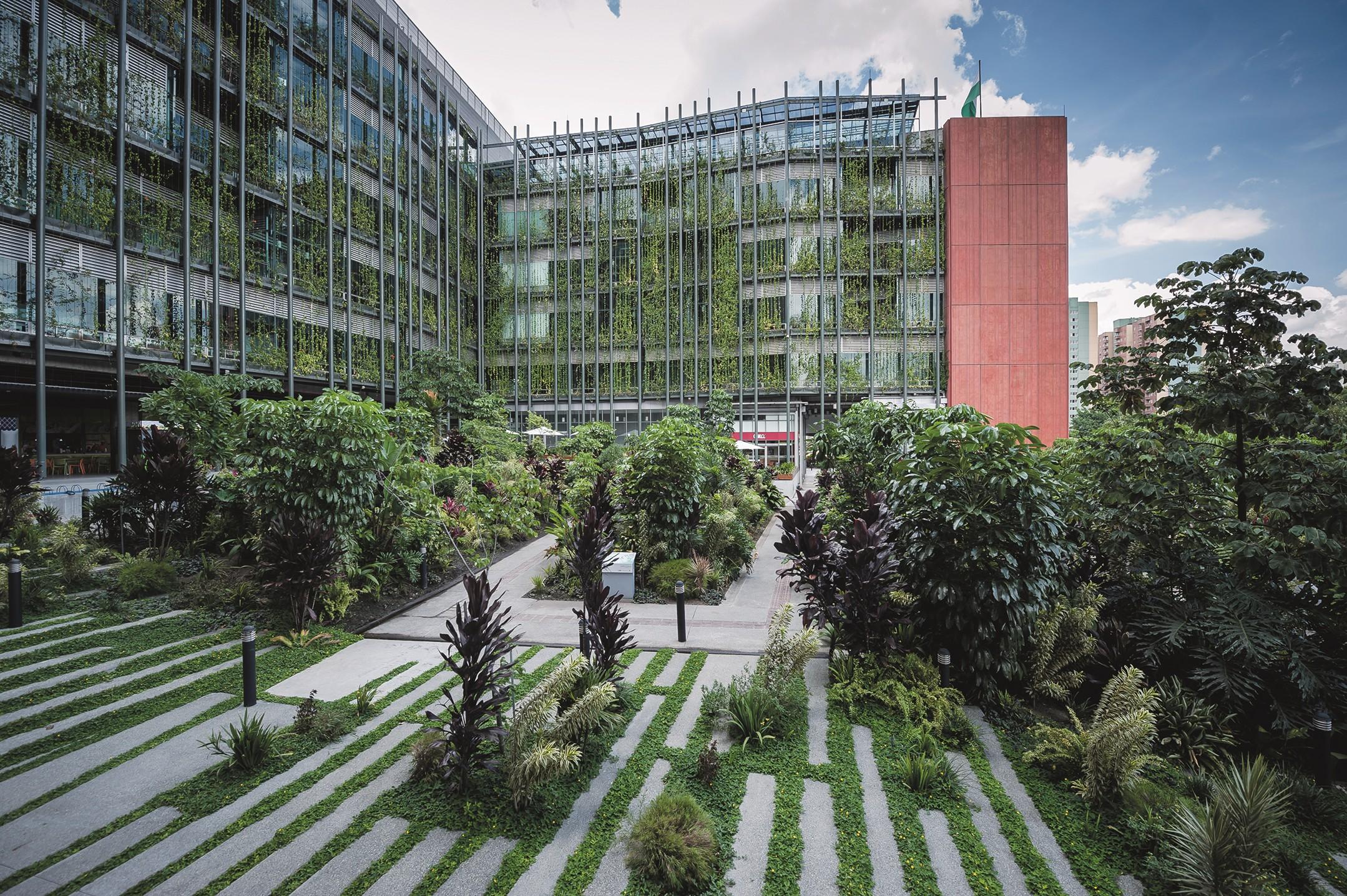 Construcción verde crece en ciudades colombianas