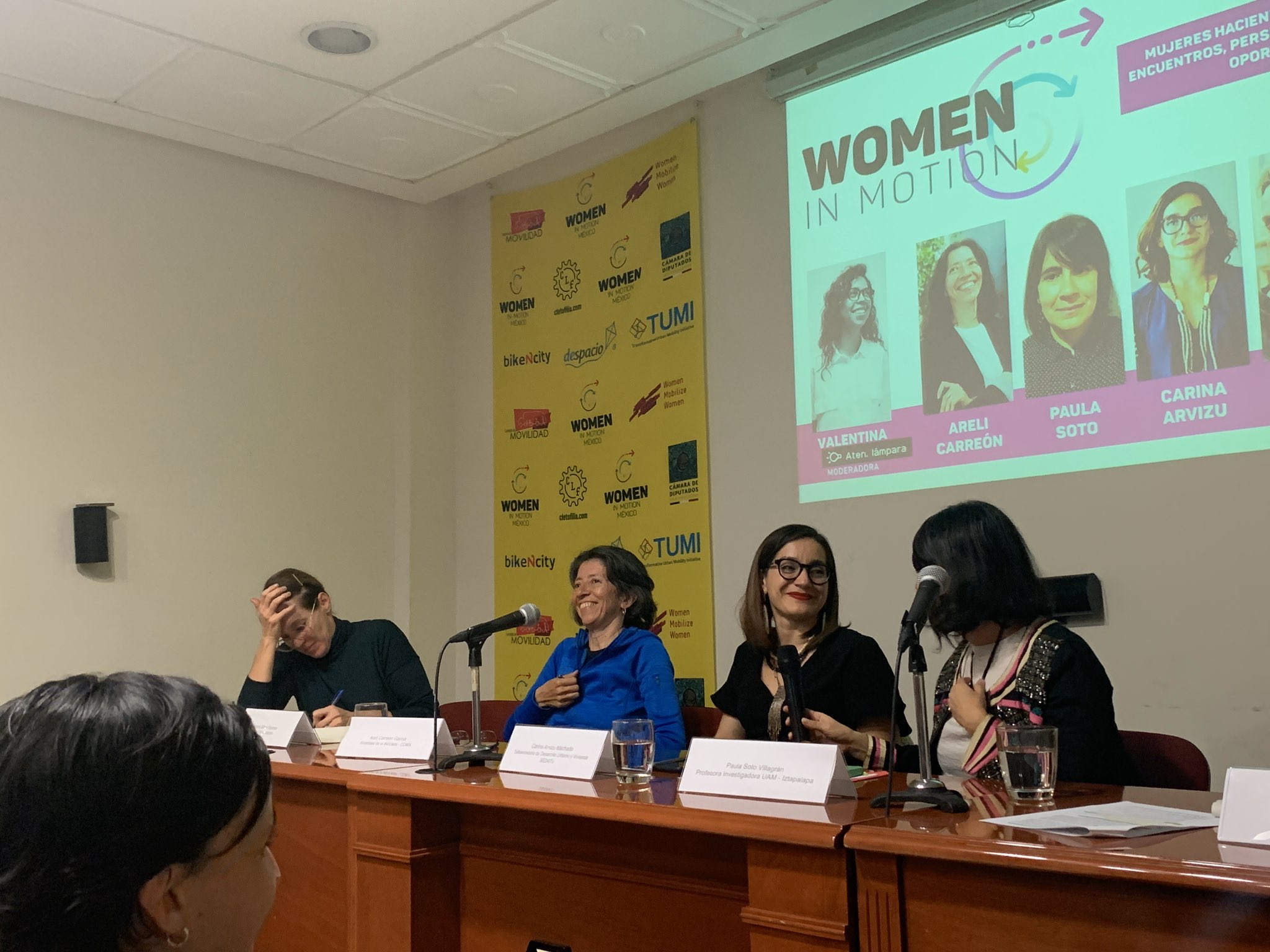 Women in Motion llega a México para transformar más que la movilidad
