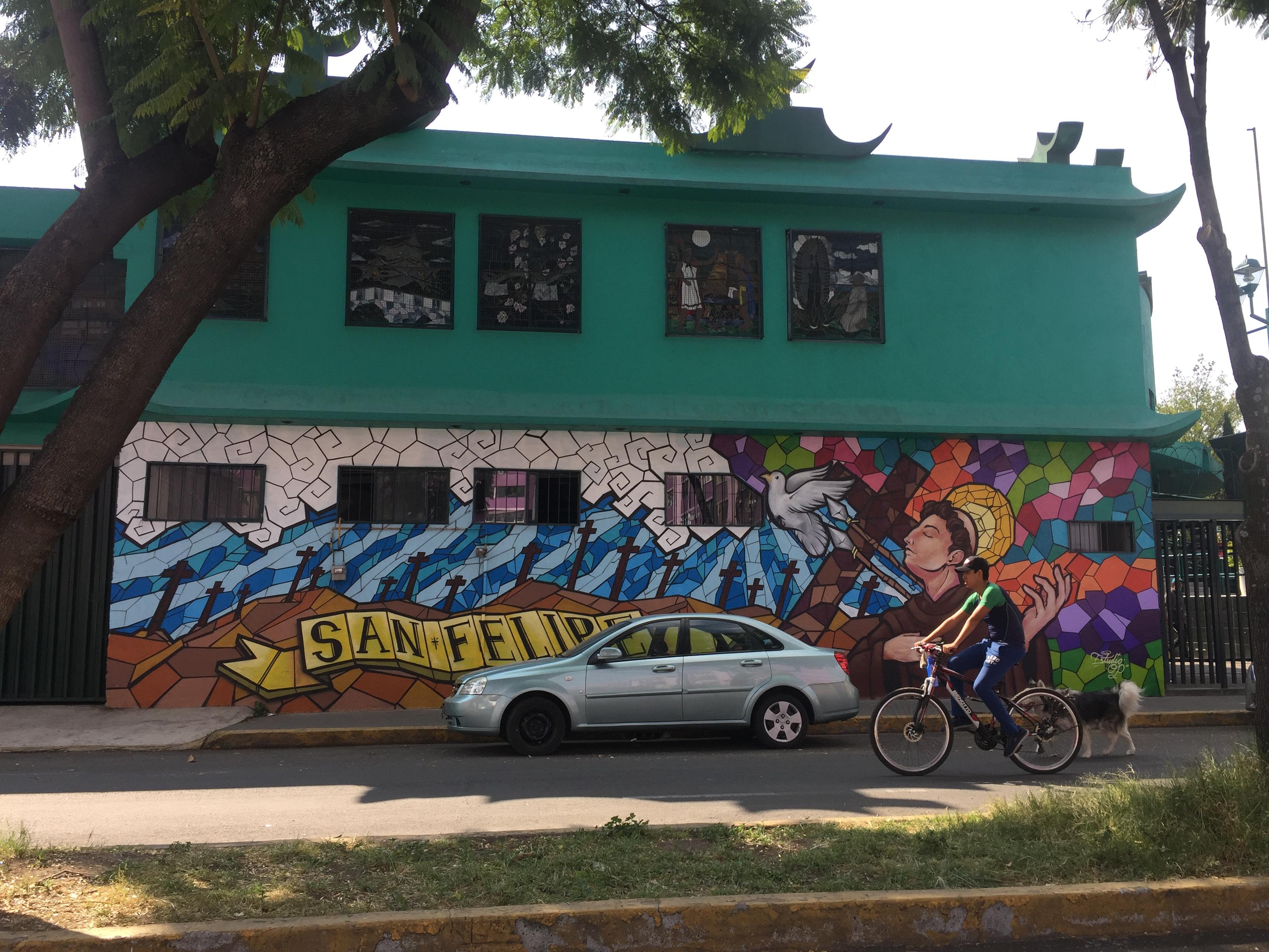 Cómo el arte urbano sirve para hacer 'Turismo de Barrio' en Ciudad de México