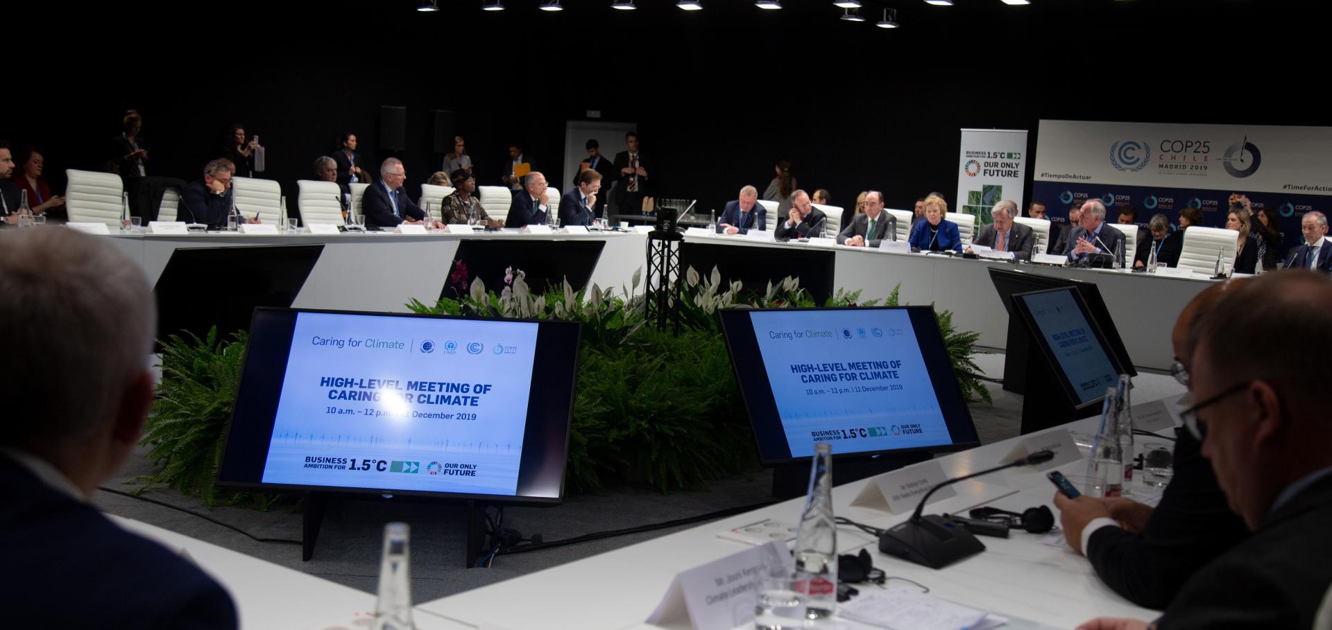 La COP25 deja un clima de absoluto fracaso