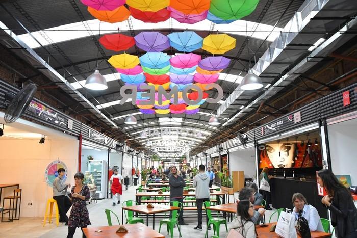 El Mercadito, en Buenos Aires, una escuela de alimentación saludable