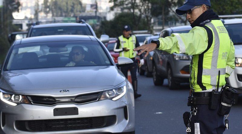 En 2019 la sanción más recurrente en Quito fue por no portar licencia de conducción