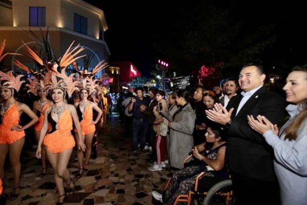 Mérida alista su carnaval